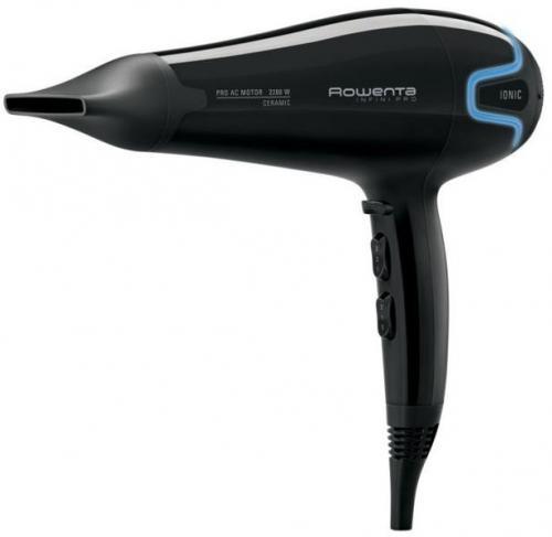Rowenta CV8730D0 Infini Pro Ionic hajszárító 2200W fekete | DigitalPlaza.hu