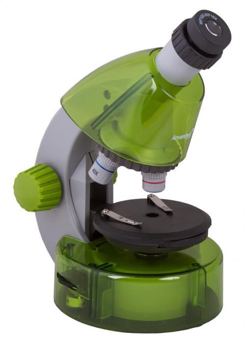 Levenhuk LabZZ M101 Lime mikroszkóp | DigitalPlaza.hu