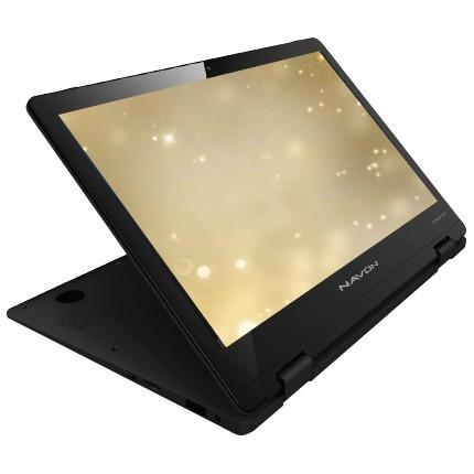 Navon Loop360 (11.6˝,Intel Celeron N3350 2.6 GHz,4GB,32GB SSD) notebook fekete   DigitalPlaza.hu