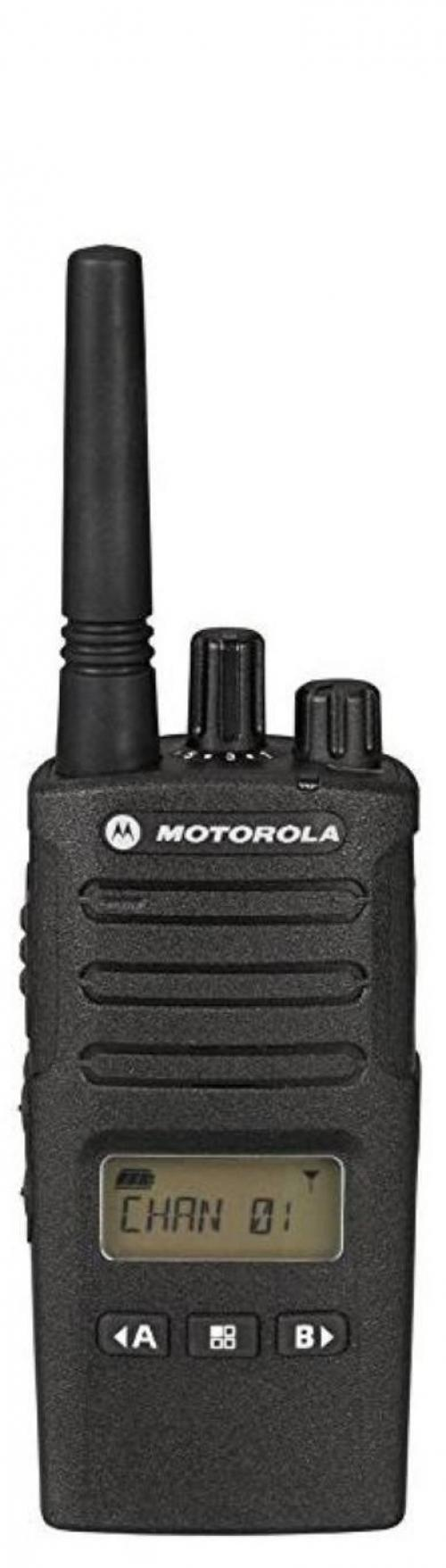 Motorola XT460 ipari kivitelű kijelzős engedély nélküli adóvevő | DigitalPlaza.hu
