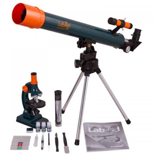 Levenhuk LabZZ MT2 mikroszkóp- és teleszkópkészlet | DigitalPlaza.hu