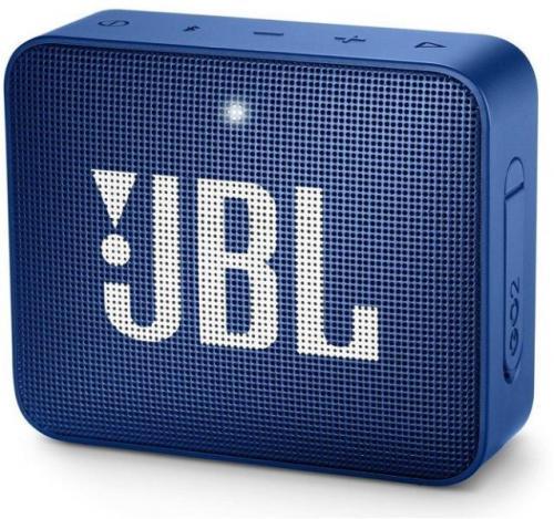 JBL GO 2 hordozható bluetooth hangszóró kék | DigitalPlaza.hu