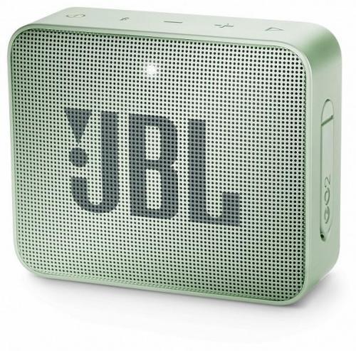 JBL GO 2 hordozható bluetooth hangszóró menta | DigitalPlaza.hu