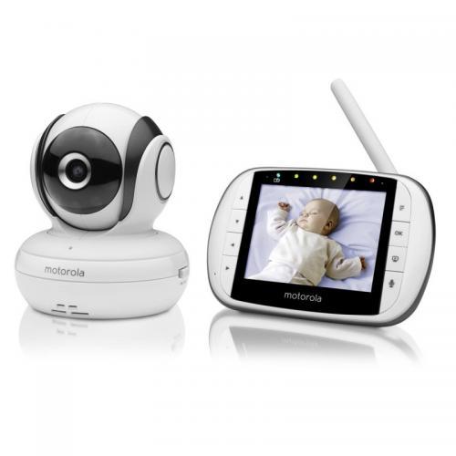 Motorola MBP36S digitális videó bébiőr | DigitalPlaza.hu