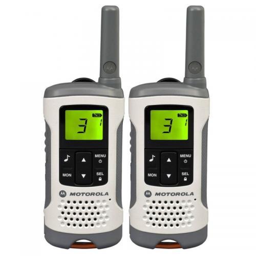 Motorola TLKR T50 walkie talkie szürke | DigitalPlaza.hu