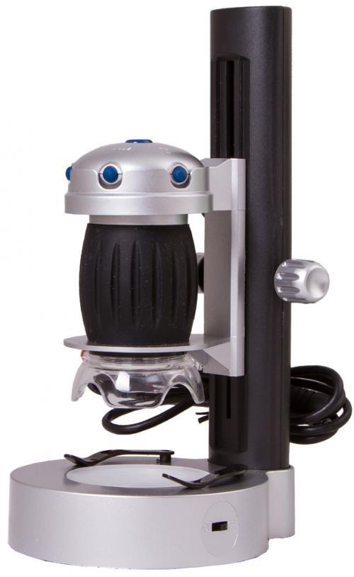 Bresser National Geographic digitális USB-mikroszkóp állvánnyal | DigitalPlaza.hu