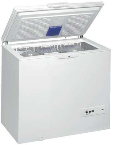 Whirlpool WHM22113 szabadonálló fagyasztóláda 215L A+++ energiaosztály | DigitalPlaza.hu