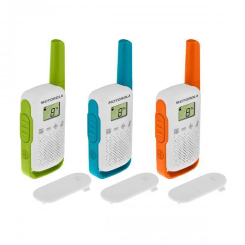 Motorola Talkabout T42 Triple walkie talkie | DigitalPlaza.hu