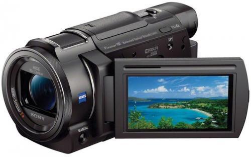 Sony FDR-AX33 4K digitális videokamera | DigitalPlaza.hu