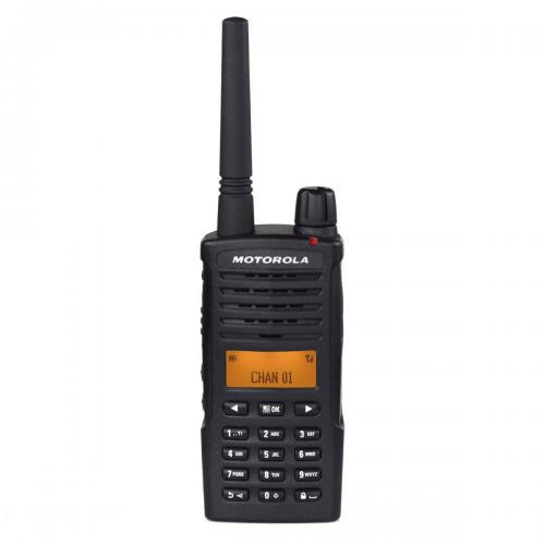 Motorola XT660D digitális engedély nélküli ipari adóvevő | DigitalPlaza.hu