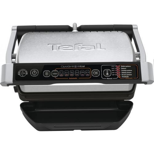 Tefal GC706D34 OptiGrill+ Initial kontaktgrill | DigitalPlaza.hu