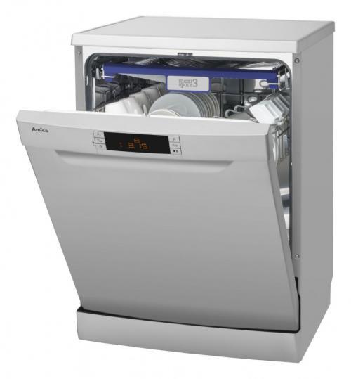 Amica ZWM627IEC szabadonálló mosogatógép 14 teríték A++ energiaosztály | DigitalPlaza.hu