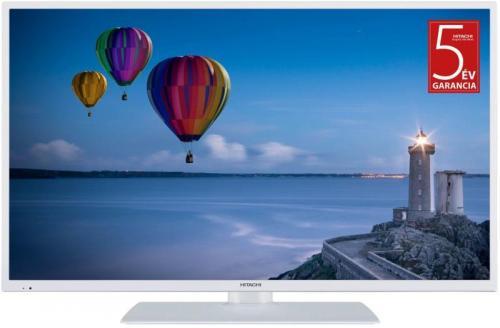 Hitachi 43HK6001W UHD-4K Smart Wifi LED 43(108cm) televízió fehér | DigitalPlaza.hu