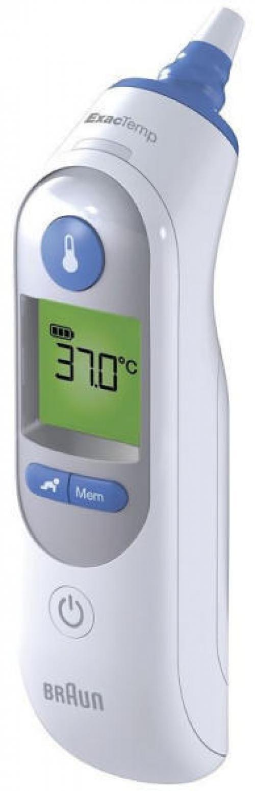 Braun IRT6520 ThermoScan 7 infravörös fülhőmérő | DigitalPlaza.hu