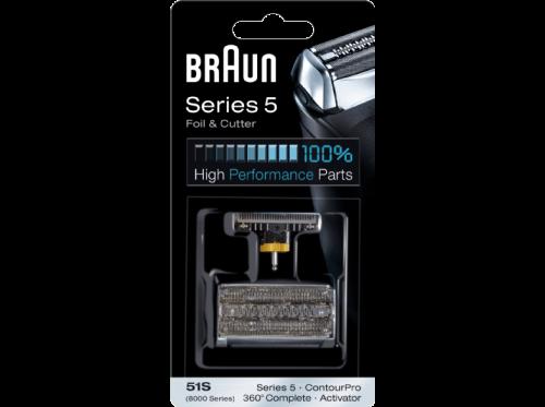 Braun S5-51S Combipack borotvafej | DigitalPlaza.hu