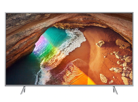 Samsung QE55Q67RATXXH UHD-4K Smart Wifi QLED 55(140cm) televízió | DigitalPlaza.hu
