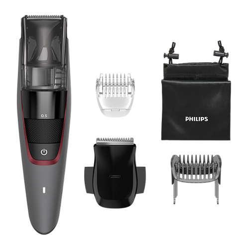 Philips BT7510/15 vákuumos szakállvágó | DigitalPlaza.hu