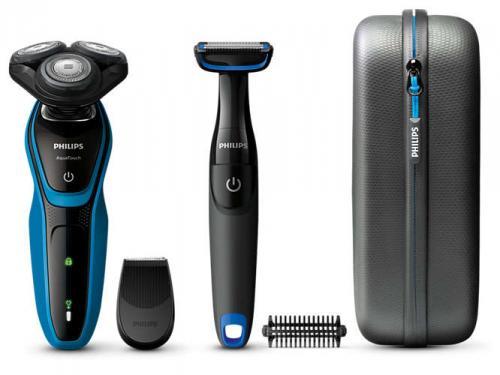 Philips S5050/64 AquaTouch nedves és száraz elektromos borotva | DigitalPlaza.hu
