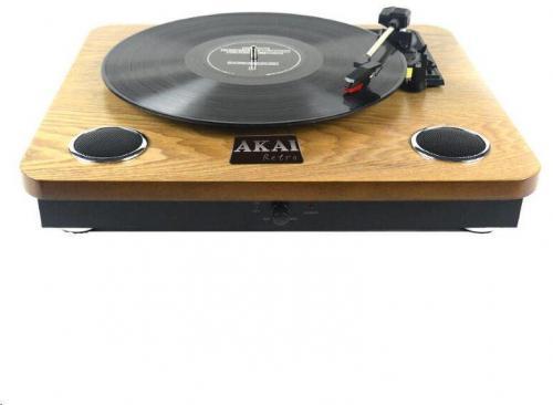 Akai ATT-09 retro lemezjátszó | DigitalPlaza.hu