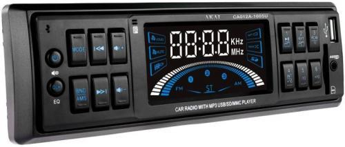 Akai CA012A-1605U SD/USB/AUX autóhifi fejegység | DigitalPlaza.hu