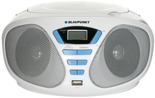Blaupunkt BB5WH hordozható rádió fehér | DigitalPlaza.hu