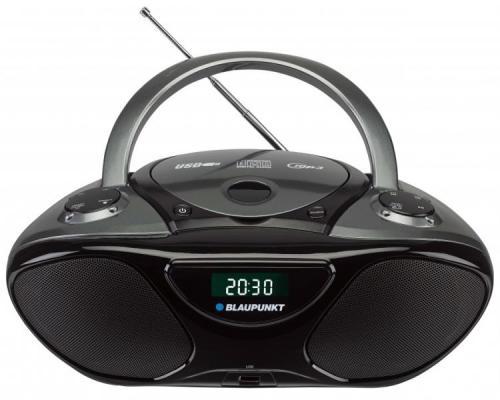 Blaupunkt BB14BK hordozható rádió fekete | DigitalPlaza.hu