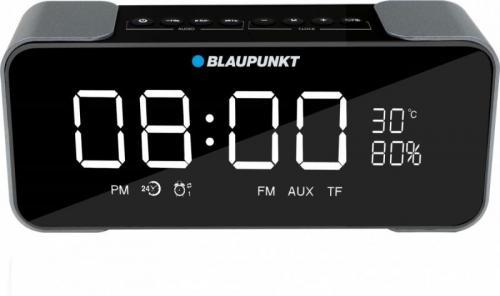 Blaupunkt BT16CLOCK bluetooth csatlakozású ébresztős rádió | DigitalPlaza.hu