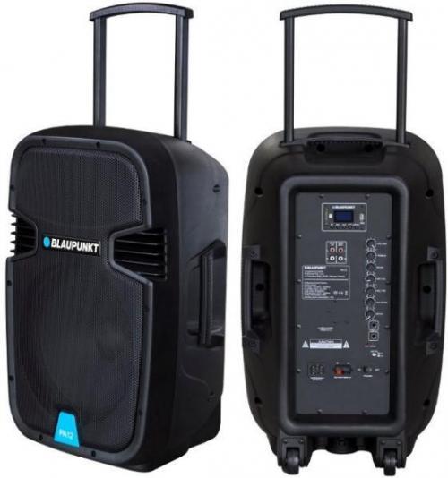 Blaupunkt PA15 bluetooth hangszóró mikrofonnal | DigitalPlaza.hu