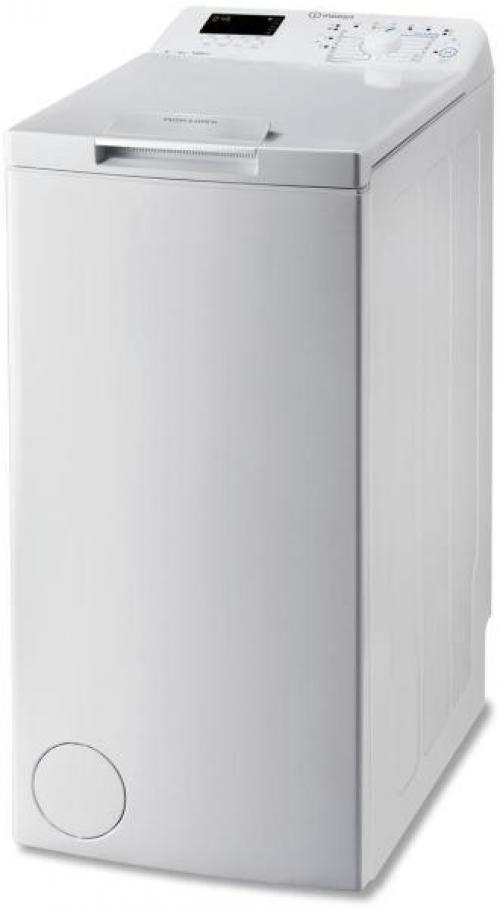 Indesit BTW D61253 (EU) felültöltős mosógép 6kg,1200 ford./perc A+++ energiaosztály | DigitalPlaza.hu