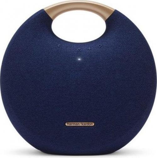 Harman Kardon Onyx Studio 5 bluetooth hangszóró kék | DigitalPlaza.hu