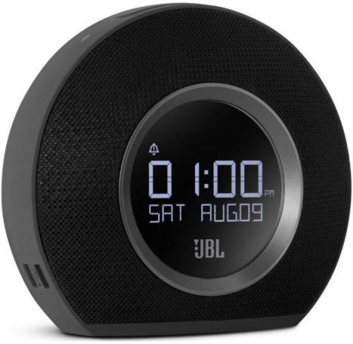 JBL Horizon ébresztős bluetooth hangszóró fekete | DigitalPlaza.hu