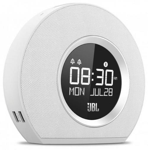 JBL Horizon ébresztős bluetooth hangszóró fehér | DigitalPlaza.hu
