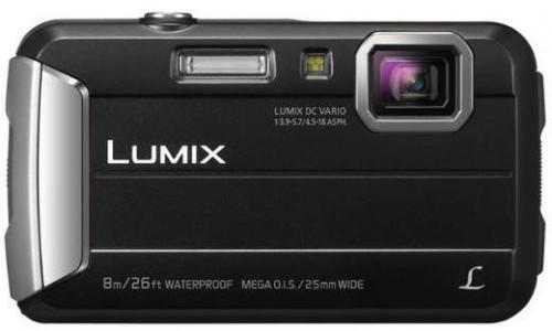 Panasonic Lumix DMC-FT30 digitális fényképezőgép fekete | DigitalPlaza.hu