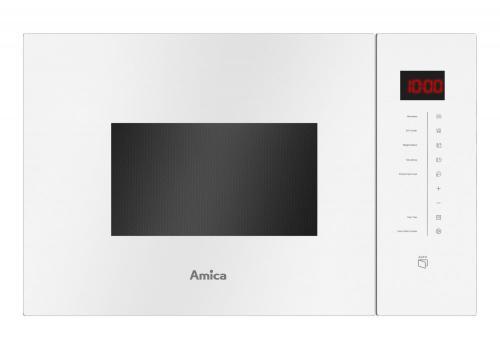 Amica AMMB25E2SGW X-Type mikrohullámú sütő fehér | DigitalPlaza.hu
