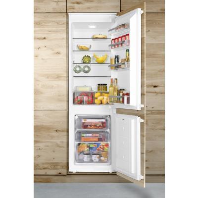 Amica BK3165.4AA beépíthető alulfagyasztós hűtőszekrény 182L+60L A++ energiaosztály | DigitalPlaza.hu