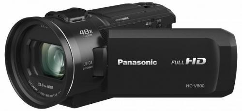 Panasonic HC-V800 videókamera | DigitalPlaza.hu