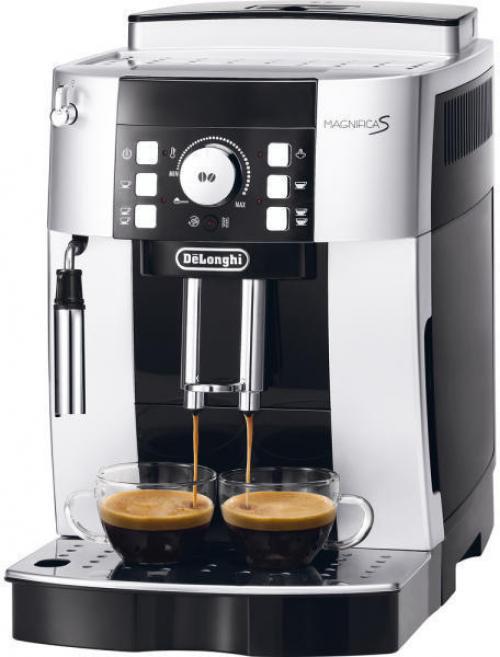 DeLonghi Magnifica S ECAM 21.117.SB automata kávéfőző | DigitalPlaza.hu
