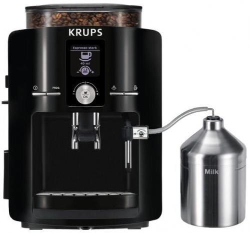 Krups EA8250PE automata kávéfőző   DigitalPlaza.hu