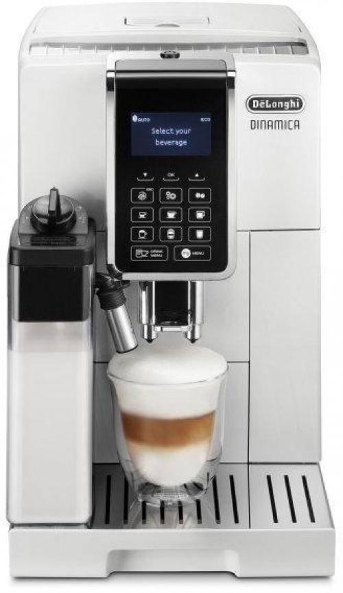 DeLonghi ECAM 353.75.W Dinamica automata kávéfőző   DigitalPlaza.hu