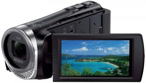Sony HDR-CX450 digitális videokamera fekete | DigitalPlaza.hu