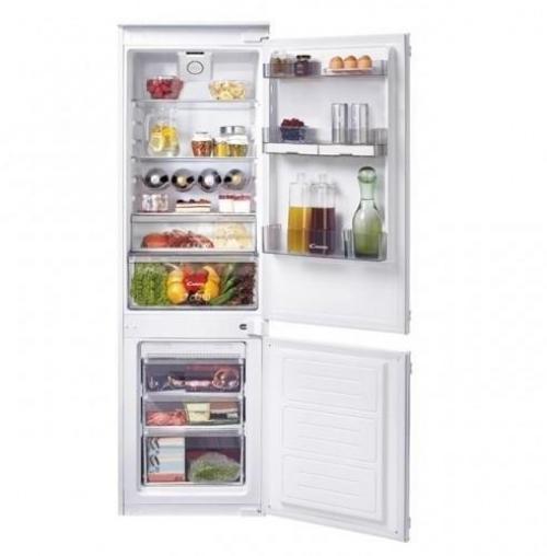 Candy CKBBF 172 alulfagyasztós hűtőszekrény 190L+60L A+ energiaosztály | DigitalPlaza.hu