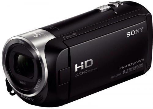 Sony HDR-CX240EB digitális videókamera fekete | DigitalPlaza.hu
