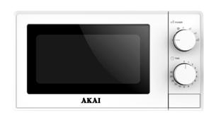 Akai AOW-20BW mikrohullámú sütő | DigitalPlaza.hu