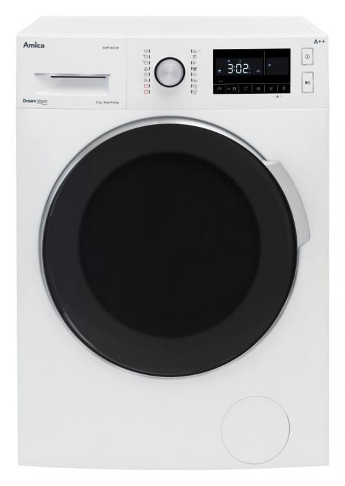 Amica SUPF 822 W hőszivattyús szárítógép 8kg A++ energiaoszály | DigitalPlaza.hu