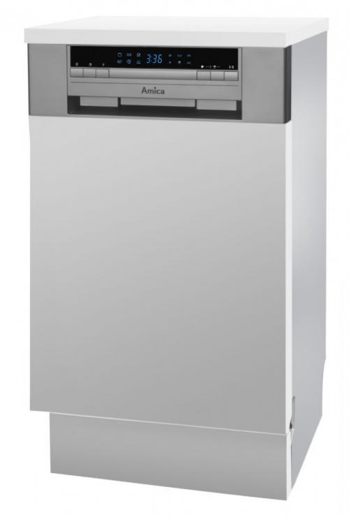 Amica ZZG 446C beépíthető mosogatógép 9 teríték A++ energiaosztály | DigitalPlaza.hu