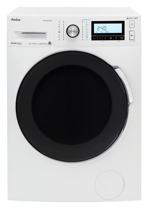 Amica PPF 82232 BSW elöltöltős mosógép 8kg 1200 ford./perc A+++ energiaosztály | DigitalPlaza.hu