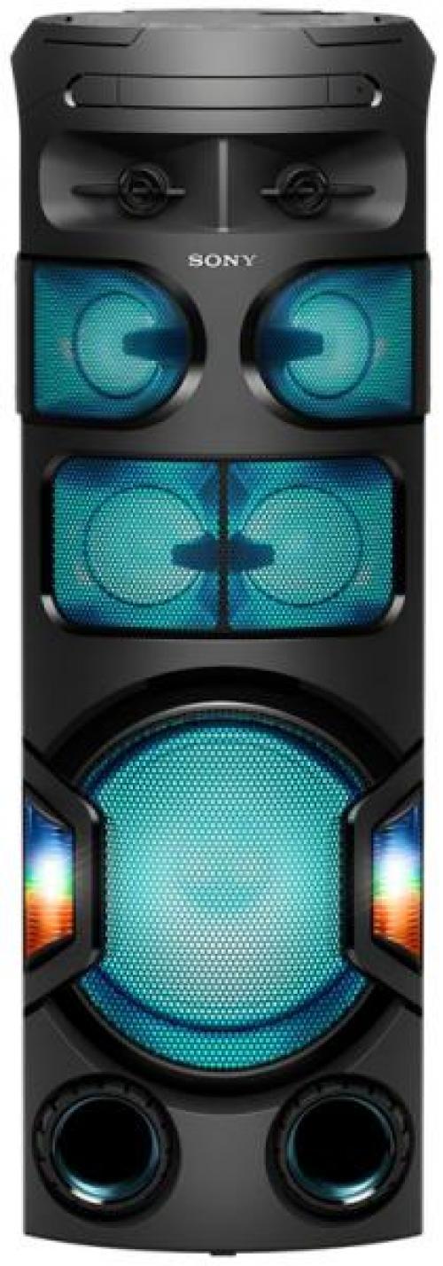 Sony MHC-V82D bluetooth party hangszóró fekete | DigitalPlaza.hu