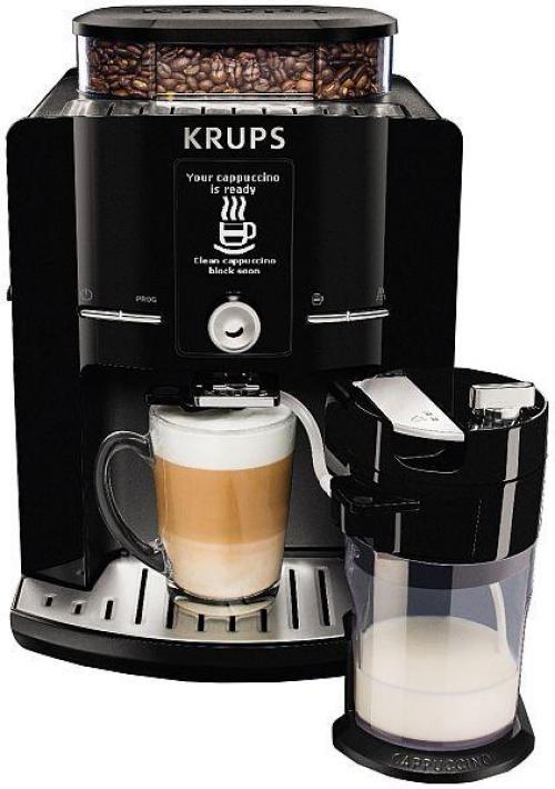 Krups EA829810 automata kávéfőző | DigitalPlaza.hu