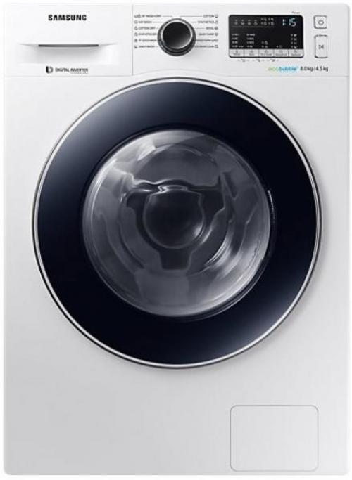 Samsung WD80M4A43JW/LE elöltöltős mosó- és szárítógép 8kg/5kg 1400 ford./perc A energiaosztály | DigitalPlaza.hu
