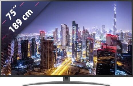 LG 75SM8610PLA UHD-4K Smart LED NanoCell 75(189cm) televízió | DigitalPlaza.hu